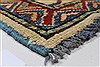 Kazak Red Hand Knotted 310 X 72  Area Rug 250-27040 Thumb 7