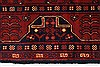 Shahre Babak Blue Hand Knotted 47 X 62  Area Rug 250-27044 Thumb 16