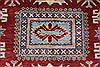 Kazak Red Hand Knotted 44 X 70  Area Rug 250-27048 Thumb 5