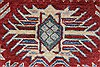 Kazak Red Hand Knotted 44 X 70  Area Rug 250-27048 Thumb 8
