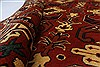 Kazak Red Hand Knotted 51 X 68  Area Rug 250-27050 Thumb 10