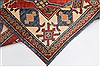 Kazak Red Hand Knotted 43 X 69  Area Rug 250-27052 Thumb 1