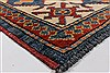 Kazak Red Hand Knotted 43 X 69  Area Rug 250-27052 Thumb 7