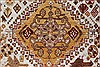 Gabbeh Beige Hand Knotted 56 X 77  Area Rug 250-27058 Thumb 11