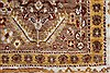 Gabbeh Beige Hand Knotted 56 X 77  Area Rug 250-27058 Thumb 13