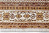 Gabbeh Beige Hand Knotted 56 X 77  Area Rug 250-27058 Thumb 7