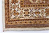 Gabbeh Beige Hand Knotted 56 X 77  Area Rug 250-27058 Thumb 9