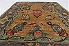 Mahal Red Hand Knotted 51 X 70  Area Rug 250-27066 Thumb 10