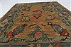 Mahal Red Hand Knotted 51 X 70  Area Rug 250-27066 Thumb 11