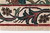 Kazak White Hand Knotted 51 X 69  Area Rug 250-27071 Thumb 3
