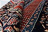 Gabbeh Blue Hand Knotted 46 X 610  Area Rug 250-27075 Thumb 1