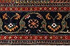 Gabbeh Multicolor Hand Knotted 51 X 71  Area Rug 250-27080 Thumb 4