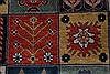 Gabbeh Multicolor Hand Knotted 51 X 71  Area Rug 250-27080 Thumb 5