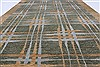 Modern Beige Hand Knotted 49 X 68  Area Rug 250-27093 Thumb 2