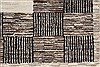 Gabbeh Beige Hand Knotted 57 X 79  Area Rug 250-27097 Thumb 8
