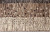Gabbeh Beige Hand Knotted 57 X 76  Area Rug 250-27099 Thumb 6