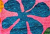 Modern Multicolor Hand Knotted 410 X 69  Area Rug 250-27107 Thumb 4