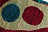 Modern Green Hand Knotted 50 X 74  Area Rug 250-27110 Thumb 7