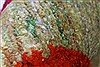 Modern Green Hand Knotted 50 X 74  Area Rug 250-27110 Thumb 8