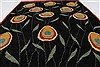 Modern Beige Hand Knotted 48 X 62  Area Rug 250-27126 Thumb 4