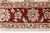 Pishavar Beige Hand Knotted 410 X 60  Area Rug 250-27127 Thumb 5