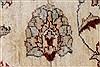 Pishavar Beige Hand Knotted 410 X 60  Area Rug 250-27127 Thumb 9