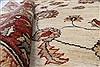 Pishavar Beige Hand Knotted 411 X 63  Area Rug 250-27130 Thumb 3