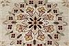 Pishavar Beige Hand Knotted 49 X 69  Area Rug 250-27131 Thumb 6
