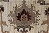 Pishavar Beige Hand Knotted 51 X 71  Area Rug 250-27133 Thumb 9