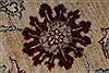Pishavar Beige Hand Knotted 50 X 68  Area Rug 250-27139 Thumb 9