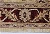 Pishavar Beige Hand Knotted 53 X 65  Area Rug 250-27143 Thumb 6