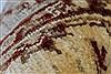 Pishavar Beige Hand Knotted 51 X 78  Area Rug 250-27145 Thumb 1
