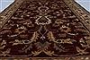 Pishavar Beige Hand Knotted 49 X 66  Area Rug 250-27146 Thumb 4