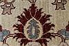 Pishavar Beige Hand Knotted 49 X 611  Area Rug 250-27147 Thumb 12