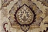 Pishavar Beige Hand Knotted 411 X 66  Area Rug 250-27153 Thumb 10