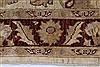 Pishavar Beige Hand Knotted 411 X 66  Area Rug 250-27153 Thumb 5