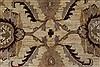 Pishavar Beige Hand Knotted 411 X 66  Area Rug 250-27153 Thumb 6