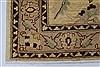 Pishavar Beige Hand Knotted 51 X 68  Area Rug 250-27155 Thumb 9