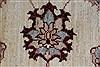 Pishavar Beige Hand Knotted 411 X 610  Area Rug 250-27156 Thumb 10