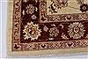 Pishavar Beige Hand Knotted 411 X 610  Area Rug 250-27156 Thumb 7