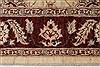Pishavar Beige Hand Knotted 411 X 68  Area Rug 250-27163 Thumb 5