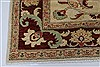 Pishavar Beige Hand Knotted 52 X 67  Area Rug 250-27165 Thumb 7