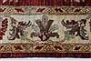 Pishavar Red Hand Knotted 410 X 67  Area Rug 250-27167 Thumb 5