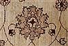 Pishavar Beige Hand Knotted 410 X 67  Area Rug 250-27169 Thumb 10