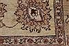 Pishavar Beige Hand Knotted 410 X 67  Area Rug 250-27169 Thumb 11