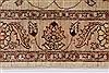 Pishavar Beige Hand Knotted 410 X 67  Area Rug 250-27169 Thumb 6