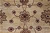 Pishavar Beige Hand Knotted 410 X 67  Area Rug 250-27169 Thumb 7