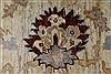 Pishavar Beige Hand Knotted 411 X 66  Area Rug 250-27170 Thumb 13
