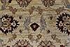 Pishavar Beige Hand Knotted 411 X 66  Area Rug 250-27170 Thumb 9