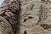Pishavar Beige Hand Knotted 49 X 68  Area Rug 250-27172 Thumb 1